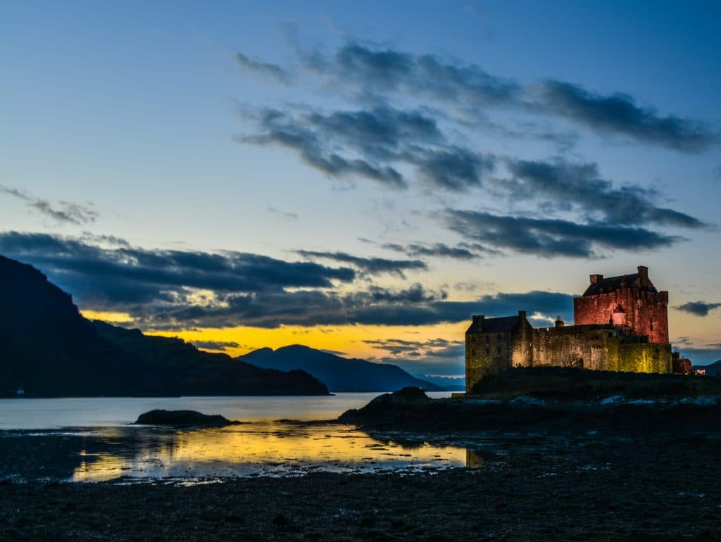 Highland tours from Edinburgh