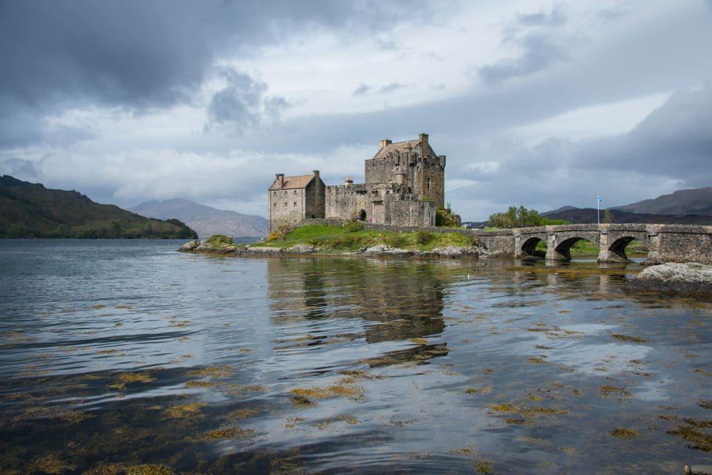 Eilean Donan on our Scotland tour