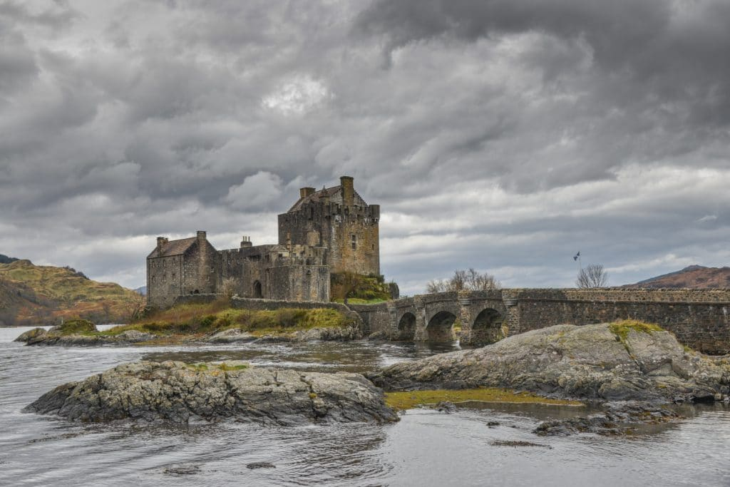 Escorted tours in Scotland