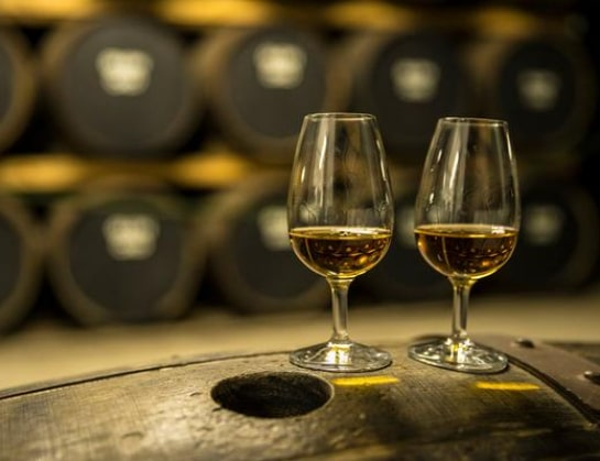 Scotch whisky experience tour