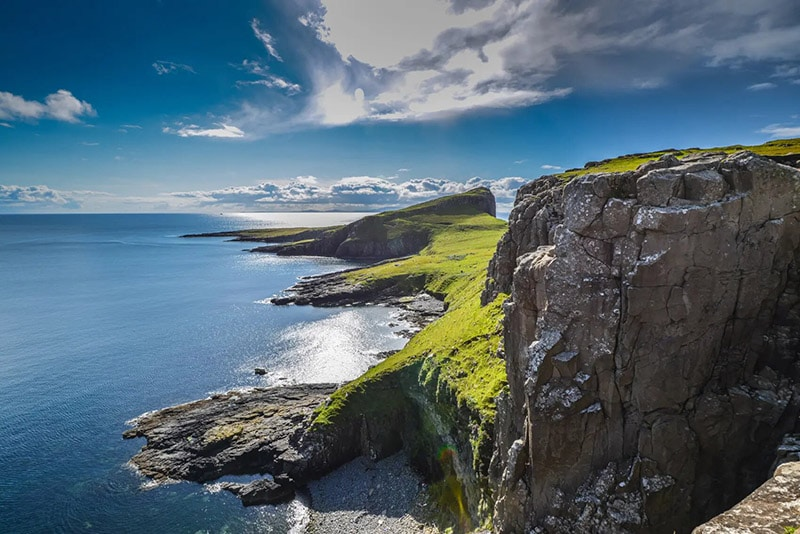 isle of skye from edinburgh Scotland tours