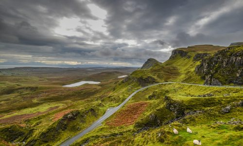 6 Day private Scotland tour