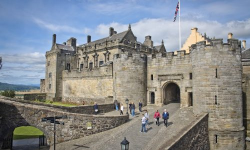 Edinburgh to Stirling